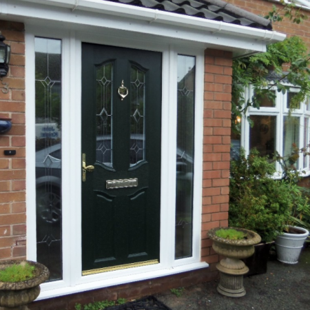 Features and Designs for Composite Doors